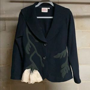 Anthropologie Fitted Blazer